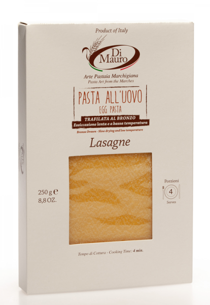 Lasagne all'uovo