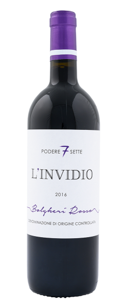 L'Invidio Bolgheri DOC
