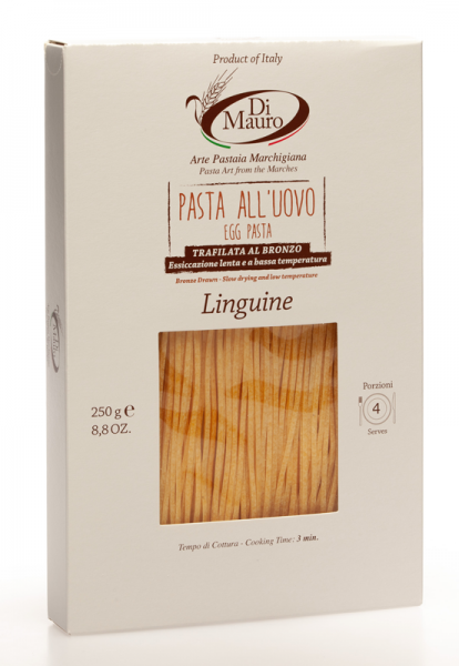 Linguine all'uovo