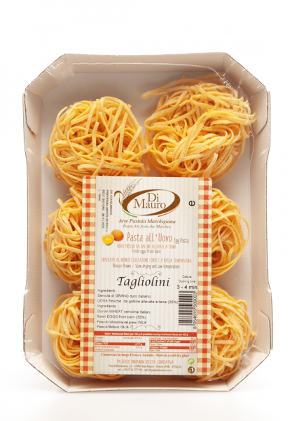 Pappardelle nido all'uovo